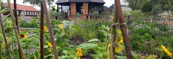 Besök på Orrefors Park